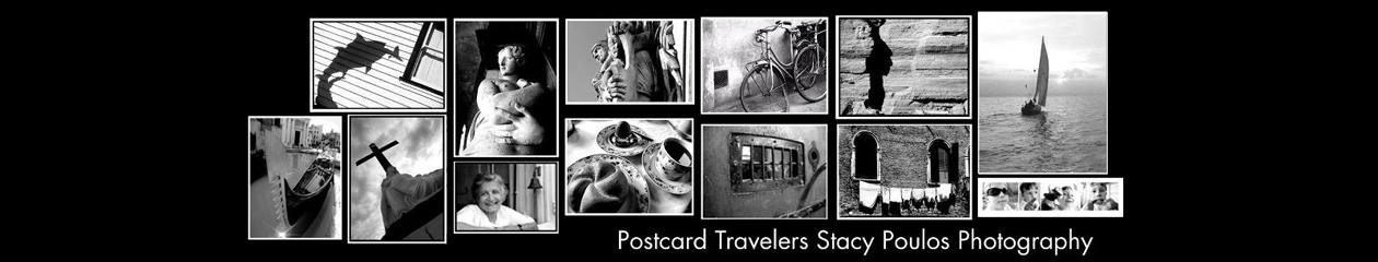Postcard Travelers Stacy Poulos Photography