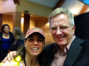 -Stacy Poulos Postcard Travelers Adventure Magazine  #thetravelchannel #lamontpr #selfie #taselfie #travel  #Travelandadventureshow and #ricksteves